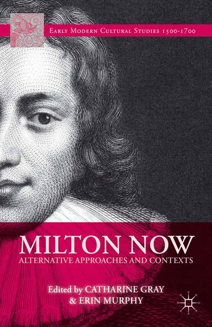 Cover of 'Milton Now'