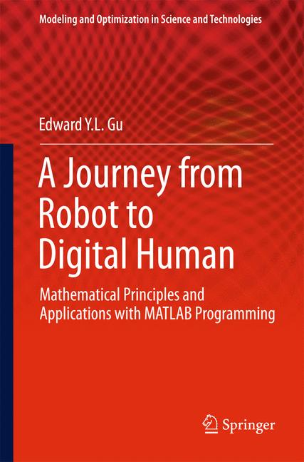 Cover of 'A Journey from Robot to Digital Human'