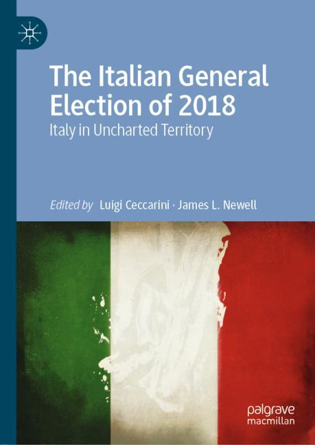 Cover of 'The Italian General Election of 2018'