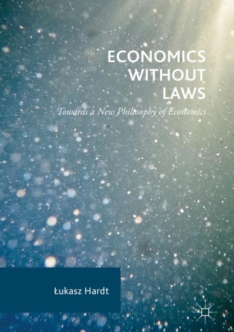 Cover of 'Economics Without Laws'