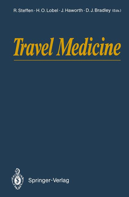 Cover of 'Travel Medicine'