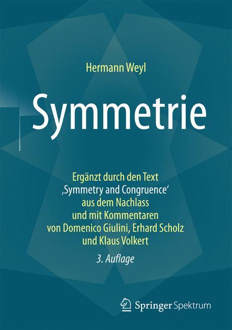 Cover of 'Symmetrie'