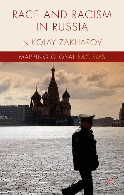 Cover of 'Race and Racism in Russia'
