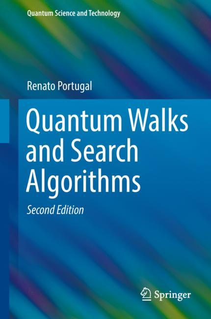 Cover of 'Quantum Walks and Search Algorithms'