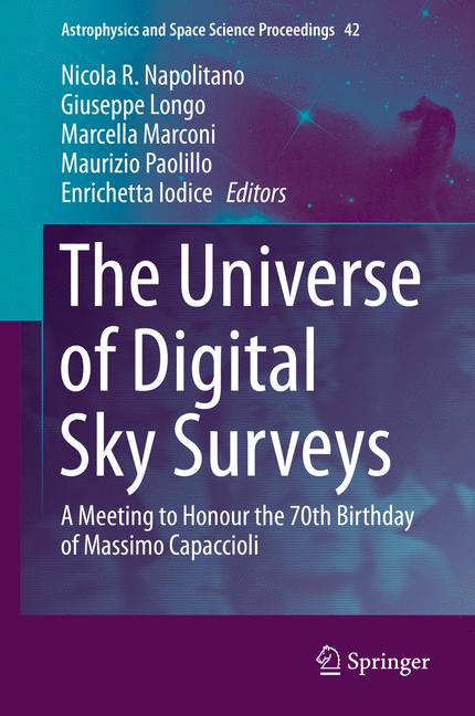 Cover of 'The Universe of Digital Sky Surveys'
