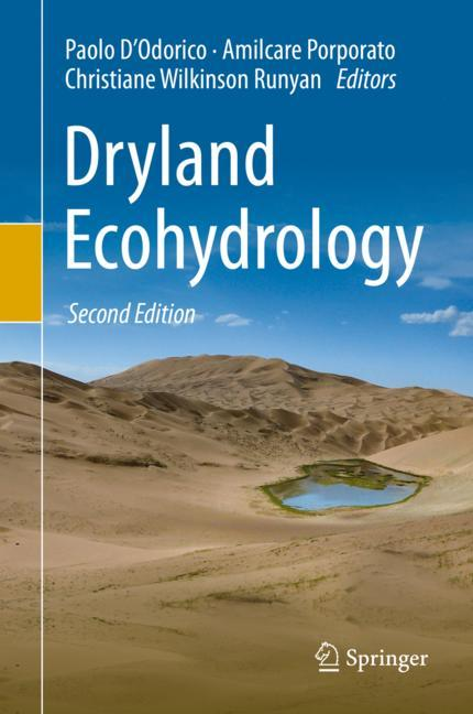 Cover of 'Dryland Ecohydrology'