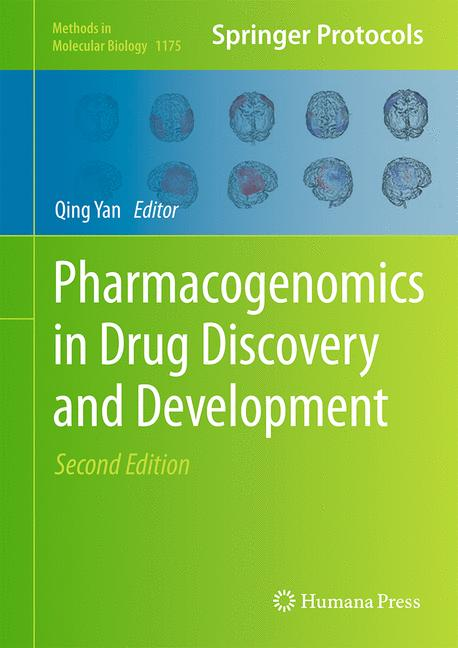 Cover of 'Pharmacogenomics in Drug Discovery and Development'