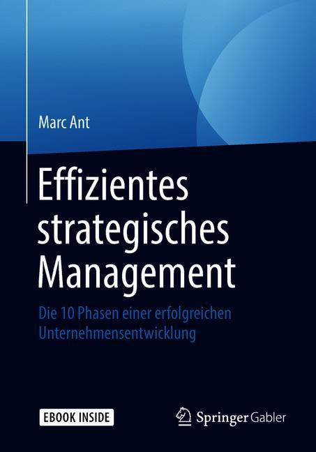 Cover of 'Effizientes strategisches Management'