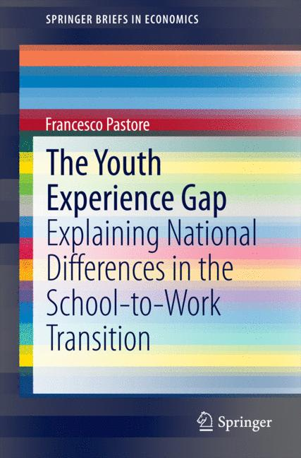 Cover of 'The Youth Experience Gap'