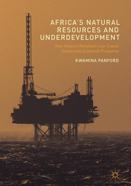 Cover of 'Africa's Natural Resources and Underdevelopment'