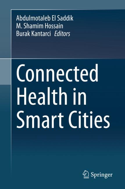 Cover of 'Connected Health in Smart Cities'