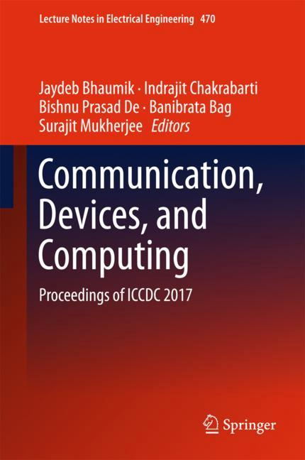 Cover of 'Communication, Devices, and Computing'