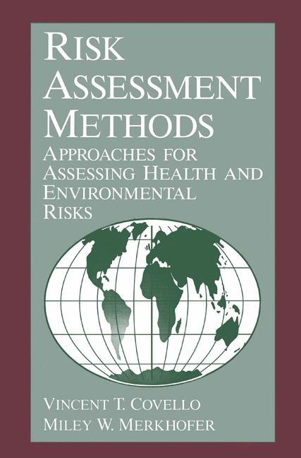 Cover of 'Risk Assessment Methods'