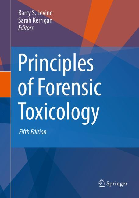 Cover of 'Principles of Forensic Toxicology'