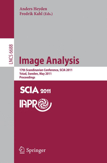 Cover of 'Image Analysis'