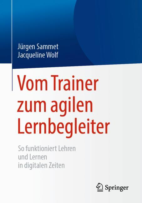 Cover of 'Vom Trainer zum agilen Lernbegleiter'