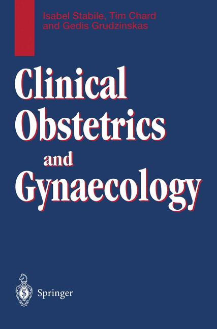 Cover of 'Clinical Obstetrics and Gynaecology'