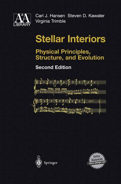 Cover of 'Stellar Interiors'