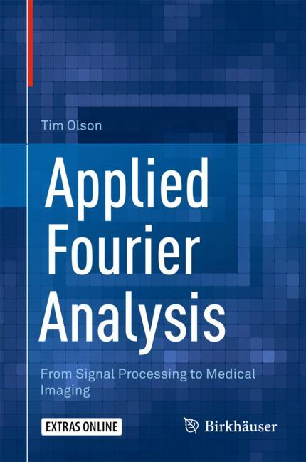 Cover of 'Applied Fourier Analysis'