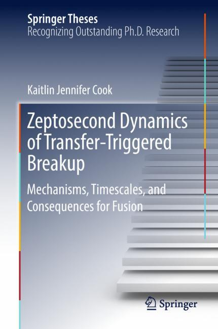 Cover of 'Zeptosecond Dynamics of Transfer‐Triggered Breakup'