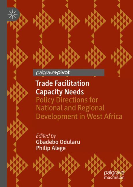 Cover of 'Trade Facilitation Capacity Needs'