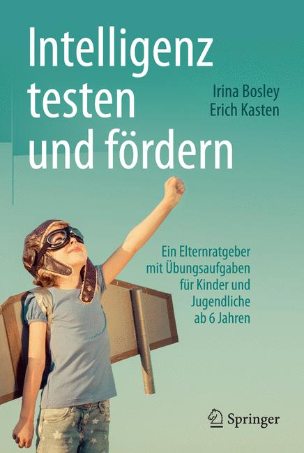 Cover of 'Intelligenz testen und fördern'