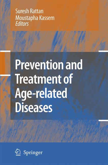 Cover of 'Prevention and Treatment of Age-related Diseases'
