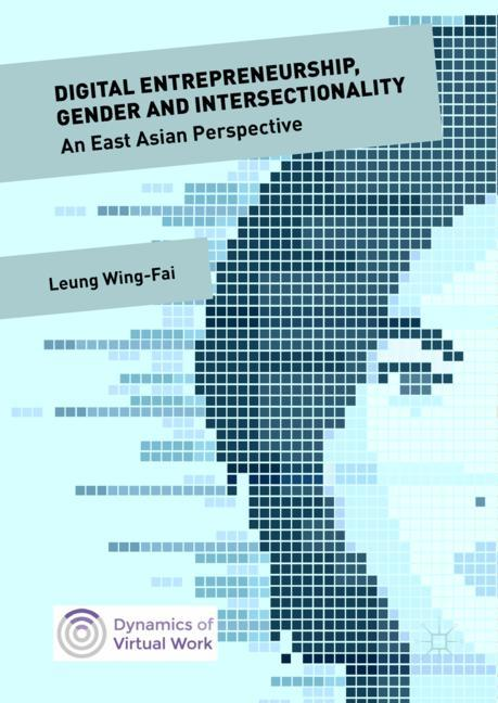 Cover of 'Digital Entrepreneurship, Gender and Intersectionality'