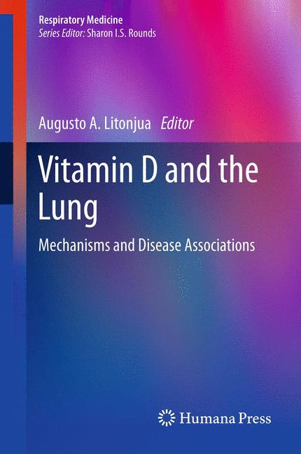 Cover of 'Vitamin D and the Lung'
