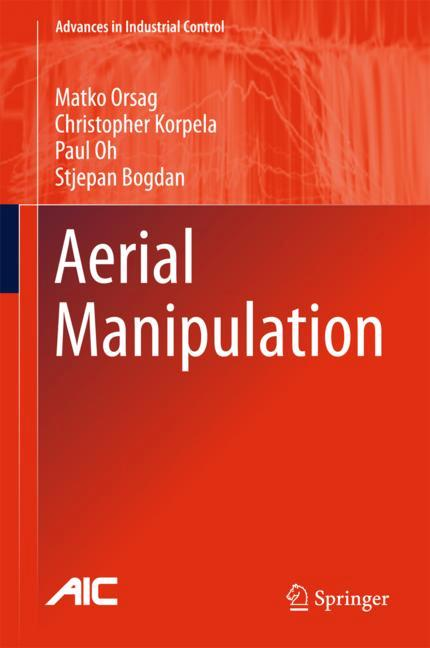 Cover of 'Aerial Manipulation'