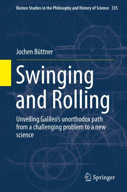 Cover of 'Swinging and Rolling'