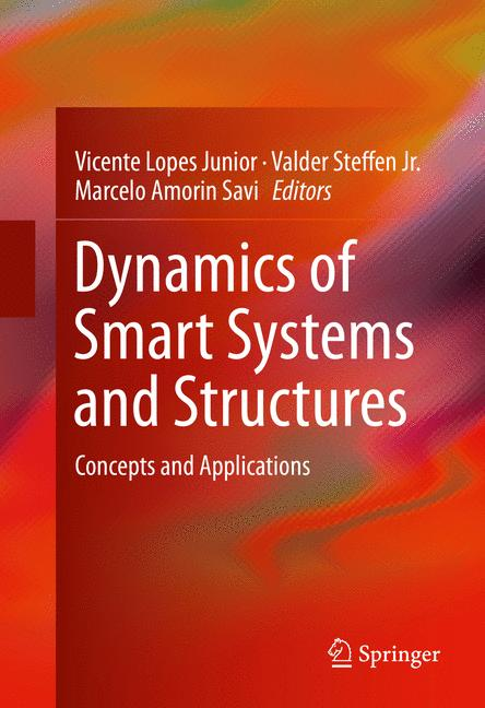 Cover of 'Dynamics of Smart Systems and Structures'