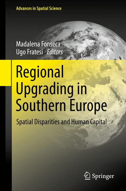 Cover of 'Regional Upgrading in Southern Europe'