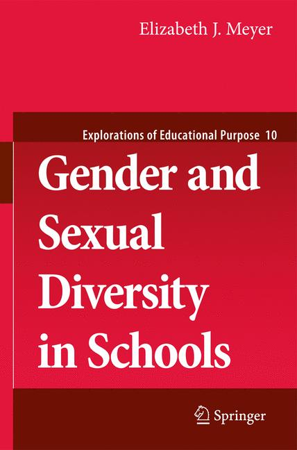 Cover of 'Gender and Sexual Diversity in Schools'