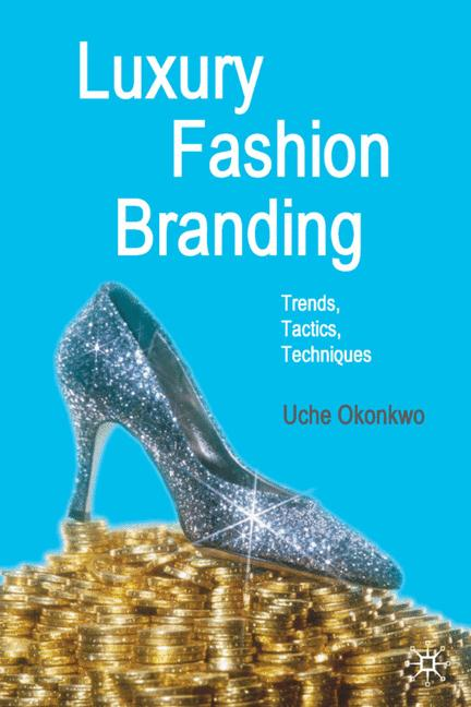 Cover of 'Luxury Fashion Branding'