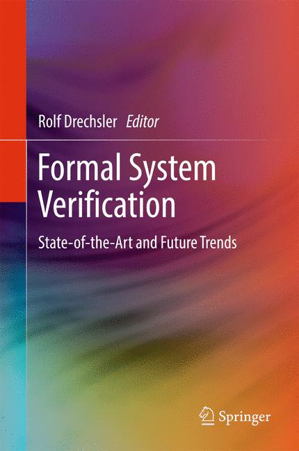 Cover of 'Formal System Verification'