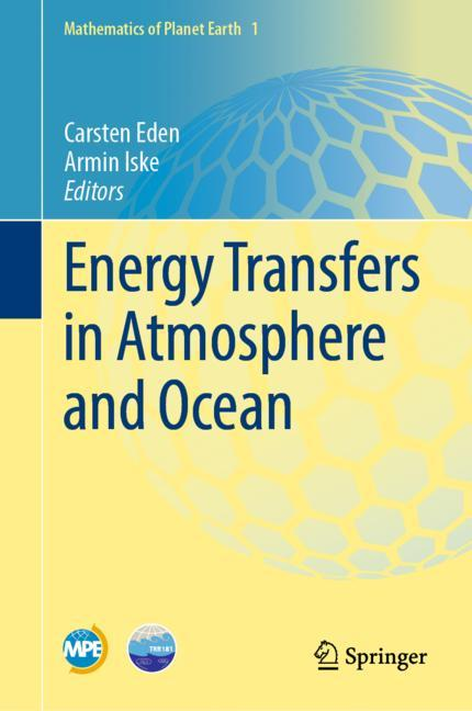 Cover of 'Energy Transfers in Atmosphere and Ocean'