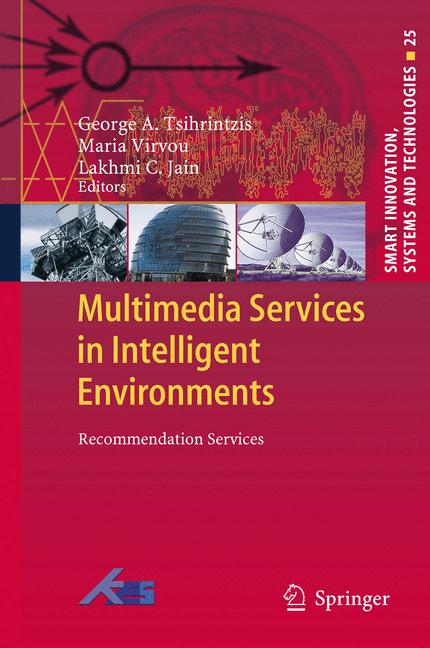 Cover of 'Multimedia Services in Intelligent Environments'