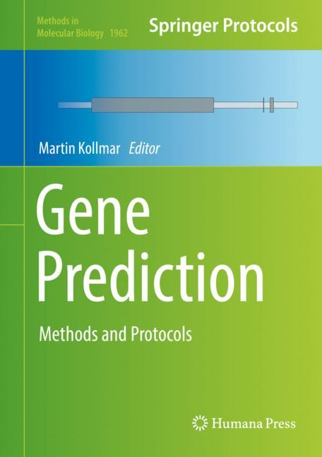 Cover of 'Gene Prediction'