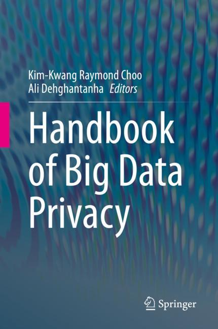 Cover of 'Handbook of Big Data Privacy'