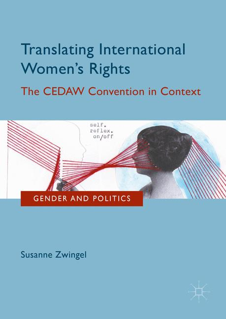 Cover of 'Translating International Women's Rights'