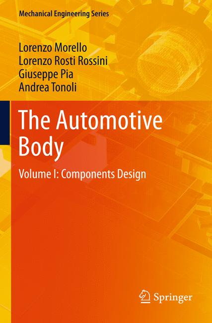 Cover of 'The Automotive Body'