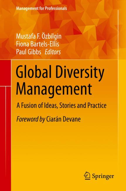 Cover of 'Global Diversity Management'