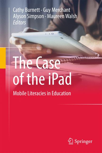Cover of 'The Case of the iPad'