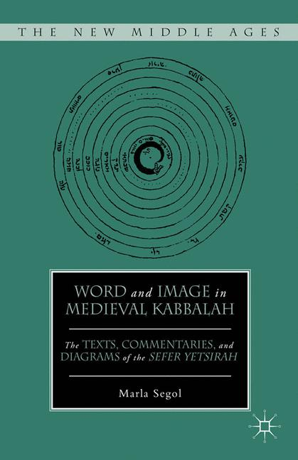 Cover of 'Word and Image in Medieval Kabbalah'