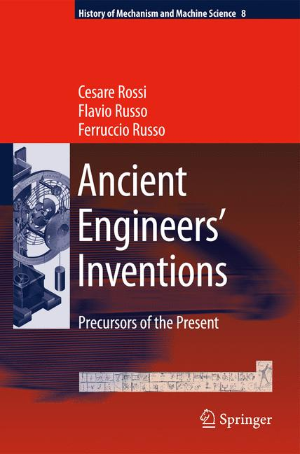 Cover of 'Ancient Engineers& Inventions'