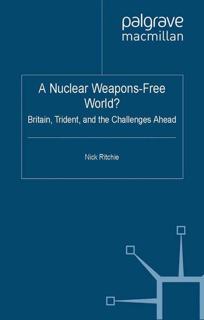Cover of 'A Nuclear Weapons-Free World?'