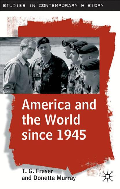 Cover of 'America and the world since 1945'