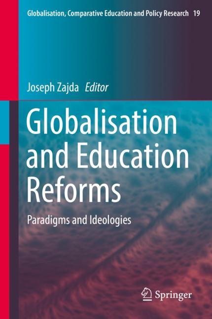 Cover of 'Globalisation and Education Reforms'