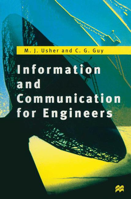 Cover of 'Information and Communication for Engineers'